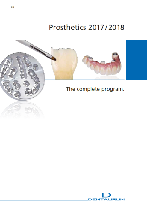 Dentaurm Prosthetics 2017 - 2018