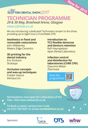 Scottish Dental Show courses